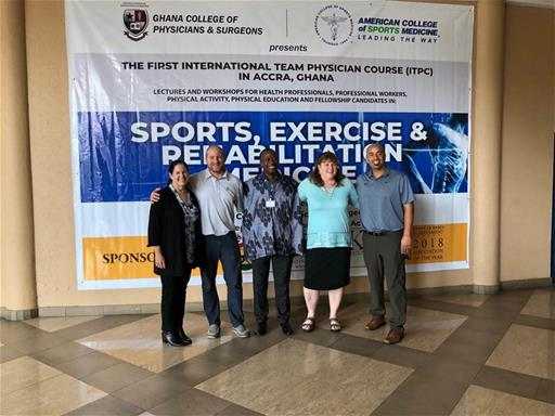 ACSM ITPC Faculty_Accra Ghana_05December2018