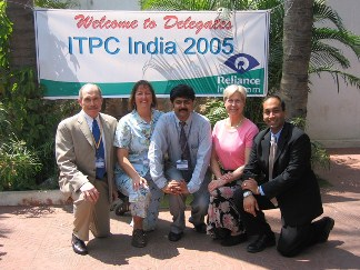 2005 ITPC India Faculty