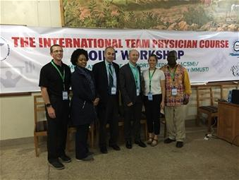 2017 ITPC Kenya Faculty
