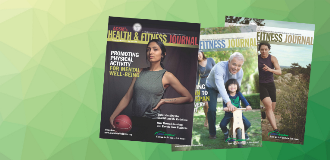 The cover images of ACSM