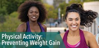 physical activity preventing weight gain