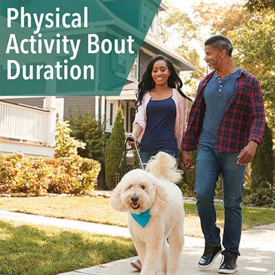 physical activity bout duration