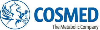 COSMED Logo - Horizontal - Solid - wTagline
