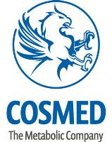 COSMED Logo - Vertical - Solid - wTagline