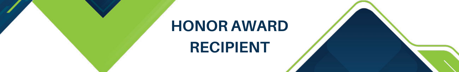 Honor Award Header