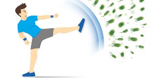 immune system exercise covid19