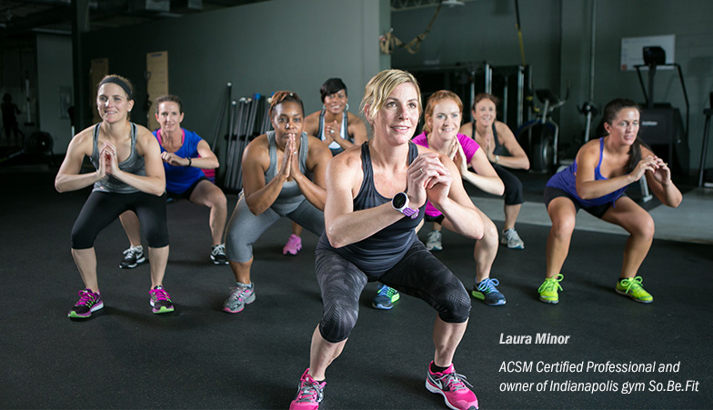 Group Exercise Instructor | ACSM Certification