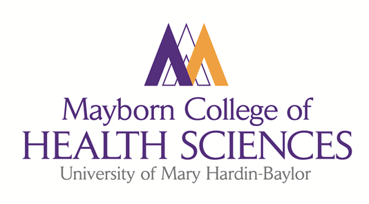 UMHB College of Health Sciences Logo