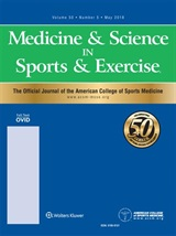 ACSM | The American College of Sports Medicine