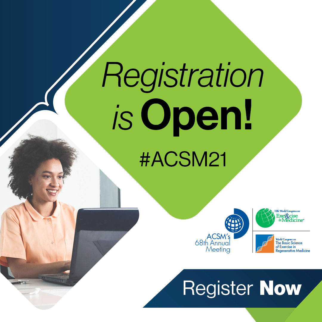 AM21 Registration is Open