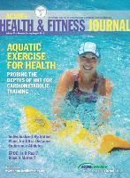 ACSM CEC Quiz Aquatic Fitness