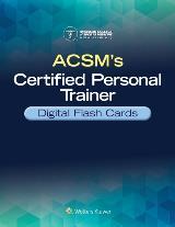 ACSM Flash Cards
