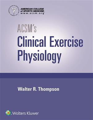 Clinical Exercise Physiology Book