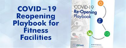 covid fitness reopening playbook ACSM
