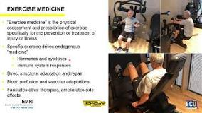 Exercise as medicine for cancer