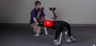 Exercise Technique Video Bench Press ACSM