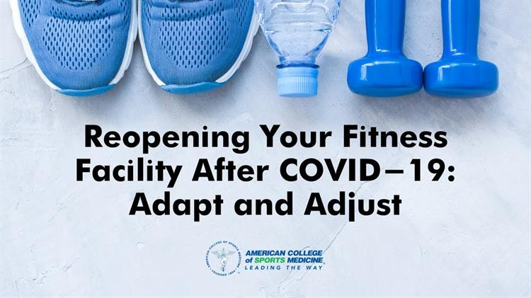 Fitness Reopening After COVID-19