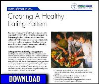Healthy Eating Resource Download