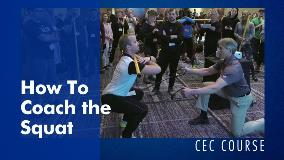 How to Coach the Squat ACSM