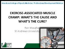 Muscle Cramps QnA