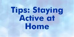 Staying Active Resources ACSM
