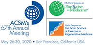 ACSM Annual Meeting logo