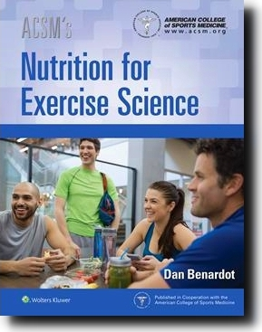 ACSM's Nutrition for Exercise Science | ACSM Books