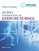 ACSM Introduction Exercise Science