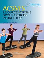 ACSM's Resources Group Exercise Instructor
