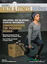 Health and Fitness Journal 2010