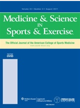 Medicine & Science in Sports & Exercise (MSSE) | ACSM Journal