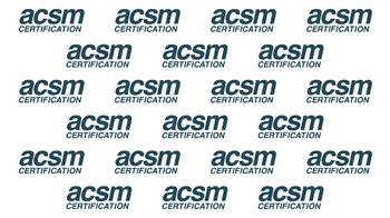 ACSM Zoom background_Certification white