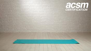 ACSM Zoom background_Certification fitness studio