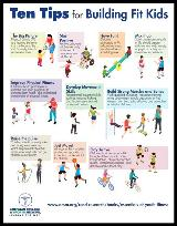 Fit Kids Ten Tips ACSM